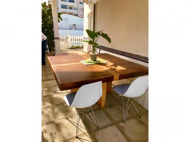 Outdoor dining - Los Valles II, Playa del Ingles, Gran Canaria
